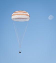 Soyuz Kapsülü fotoğrafı