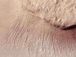 Mars yüzey fotoğrafı