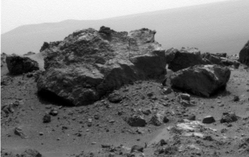 Marstaki Endavour Kraterinin fotoğrafı