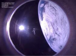 Uzay mekiğinden çekilen son fotoğraf