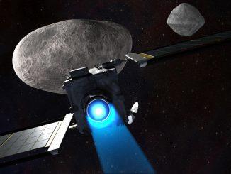 DART uzay aracı görseli