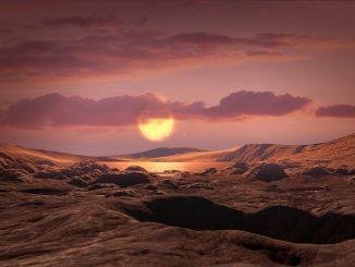 Kepler 1649c görseli