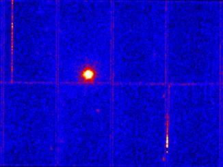 en genç pulsar olan Swift-J1818.0-1607, fotoğraf: ESA