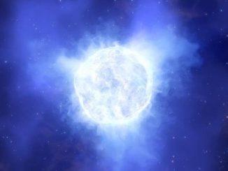 PHL293B yıldızı görseli