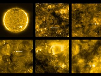 Güneş'in En Yakından çekilmiş fotoğrafları