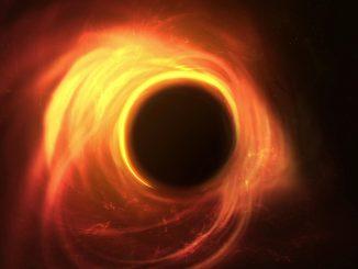 Kara delik görseli