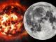 Ay'ın magma okyanusuyla kaplıykenki görseli