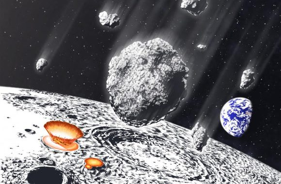 Meteor yağmuru görseli