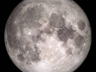 Ay Fotoğrafı