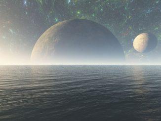 Okyanus gezegen görseli