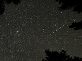 Perseid Meteor Yağmuru fotoğrafı