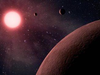 Öte gezegen fotoğrafı