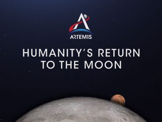 NASA'nın Artemis Projesi Görseli