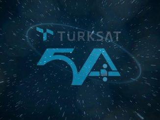 Türksat 5A'nın logosu
