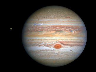 Jüpiter ve Europa'nın fotoğrafı