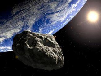 Asteroit görseli