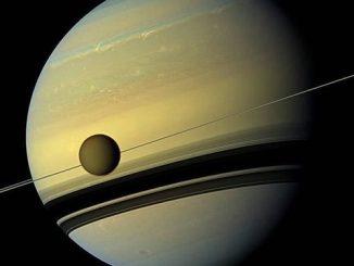 Satürn ve Titan