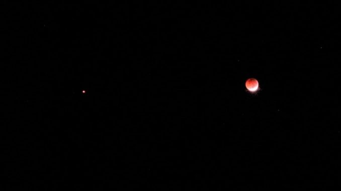 Mars ve Ay