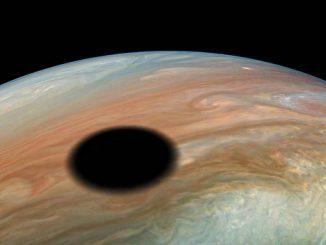 Jüpiter'in fotoğrafı