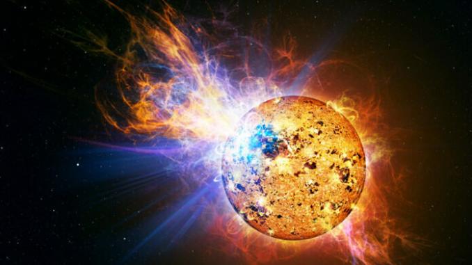 Yıldız Püskürtüsü