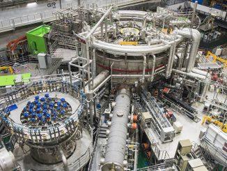 KSTAR füzyon reaktörü