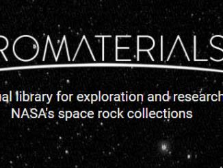 Astromaterials 3d logosu