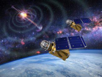 Çin'in Gama Işını Uyduları