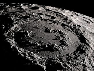 ay yüzeyi