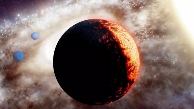 TOI-561b gezegeni