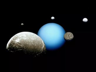 uranüs ve uyduları