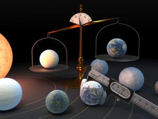 TRAPPIST-1 yıldız sistemi