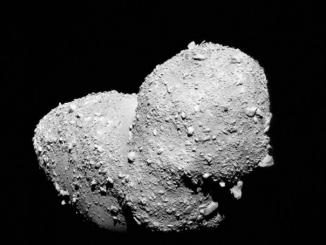 itokawa asteroiti
