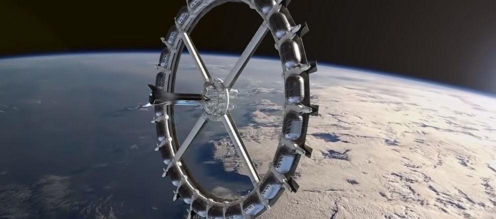 voyager uzay istasyonu
