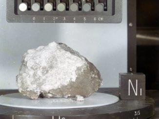 Apollo 15 kaya örneği