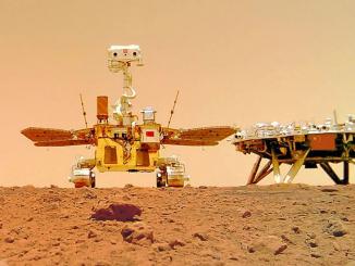 Mars Kaşifi Zhurong