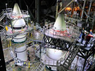 Ay görevi için kullanılacak olan roketler