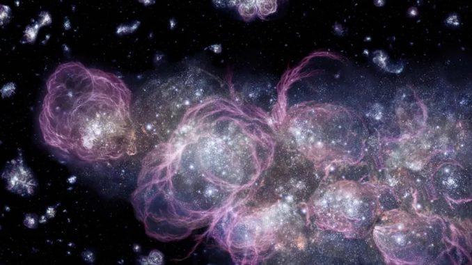 evrenin erken zamanları