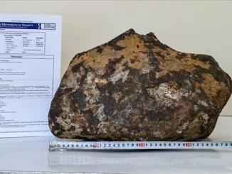 dokuzağaç meteoriti