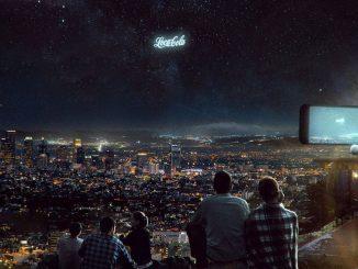 gökyüzünde reklam